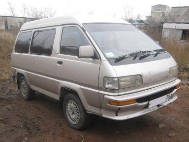 Toyota Lite Ace 1990 отзыв автора | Дата публикации 01.03.2011.