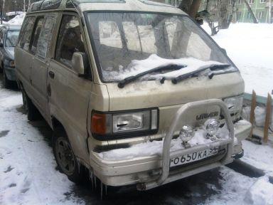 Toyota Lite Ace 1987 отзыв автора | Дата публикации 04.12.2012.