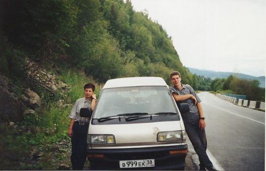 Toyota Lite Ace 1989 - отзыв владельца