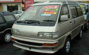 Toyota Lite Ace 1991 - отзыв владельца