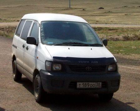 Toyota Lite Ace 2000 - отзыв владельца