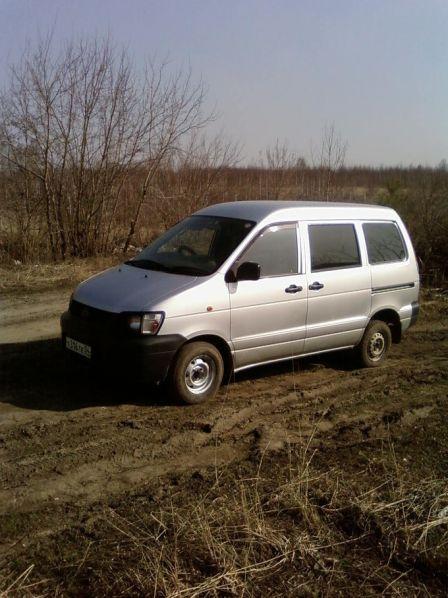 Toyota Lite Ace 2002 - отзыв владельца