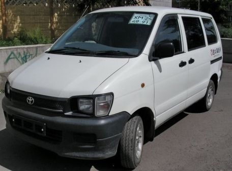 Toyota Lite Ace 1998 - отзыв владельца