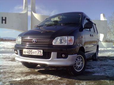 Toyota Lite Ace Noah, 1998