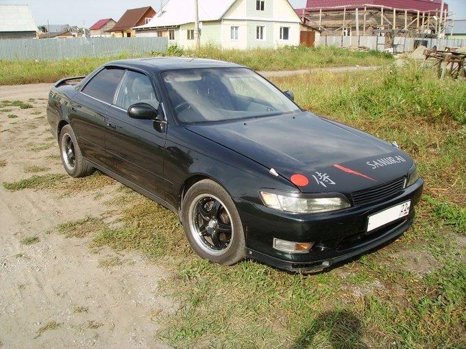 Тойота Марк II Toyota Mark II - wroom.ru
