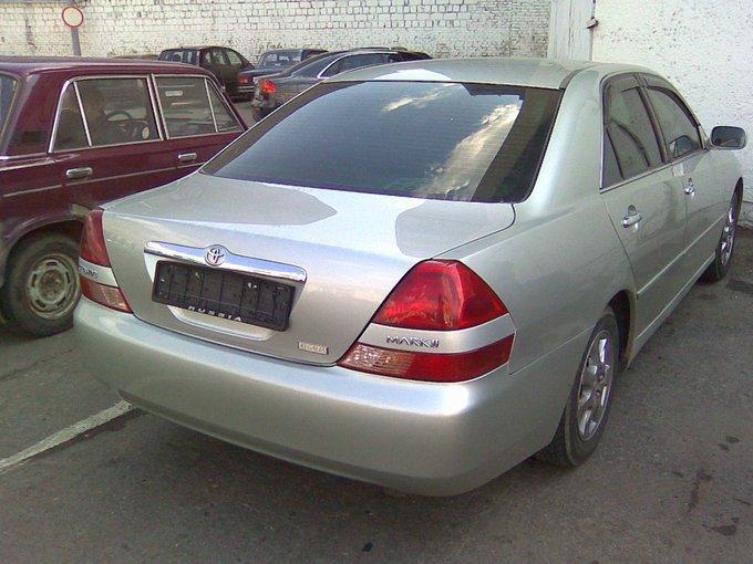 карина тойота 2002