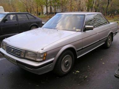 Toyota Mark II 1988 отзыв автора | Дата публикации 19.01.2007.