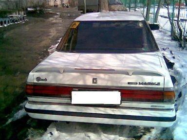 Toyota Mark II, 1986