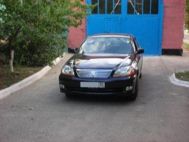 Toyota Mark II 2004 отзыв автора | Дата публикации 04.01.2008.
