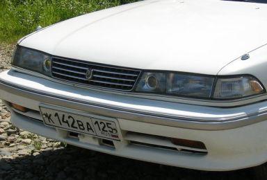 Toyota Mark II, 1990