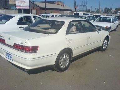 Toyota Mark II 2000 отзыв автора | Дата публикации 01.04.2008.