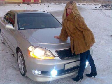 Toyota Mark II 2004 отзыв автора | Дата публикации 02.01.2009.