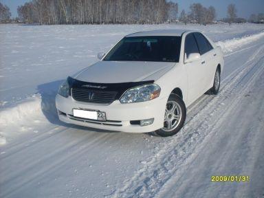 Toyota Mark II 2000 отзыв автора | Дата публикации 01.02.2009.