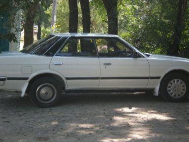 Toyota Mark II 1988 отзыв автора | Дата публикации 09.08.2009.