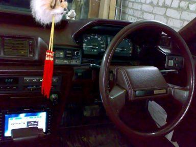Toyota Mark II 1988 отзыв автора | Дата публикации 22.08.2009.