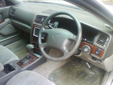 Toyota Mark II 2000 отзыв автора | Дата публикации 27.08.2009.