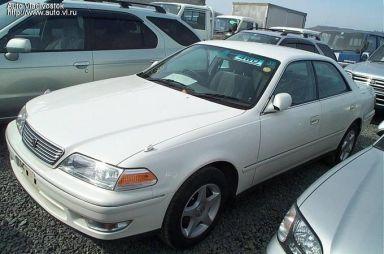 Toyota Mark II, 1997