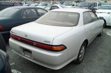 Toyota Mark II, 2001