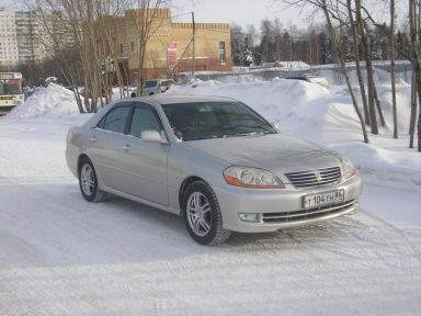 Toyota Mark II, 2004