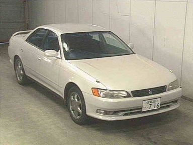 Toyota Mark II, 1996