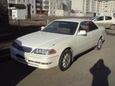 Toyota Mark II 2000 отзыв автора | Дата публикации 24.04.2010.
