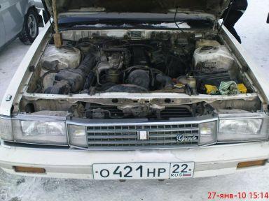 Toyota Mark II 1988 отзыв автора | Дата публикации 23.08.2010.
