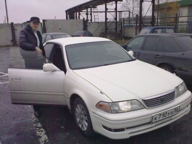 Toyota Mark II, 2000