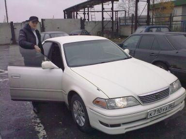 Toyota Mark II 2000 отзыв автора | Дата публикации 07.10.2010.