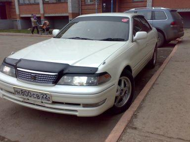 Toyota Mark II, 2000