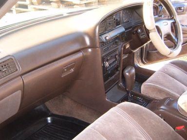 Toyota Mark II, 1989