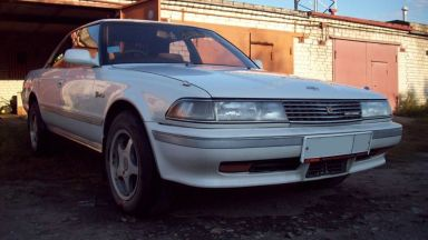 Toyota Mark II, 1988