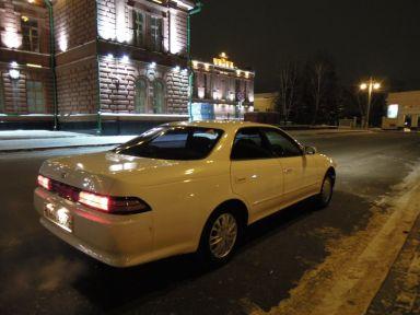 Toyota Mark II 1994 отзыв автора | Дата публикации 03.02.2012.