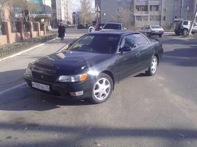 Toyota Mark II 1994 отзыв автора | Дата публикации 02.04.2012.