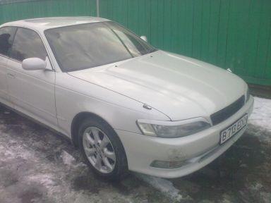 Toyota Mark II 1994 отзыв автора | Дата публикации 03.01.2013.