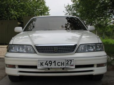 Toyota Mark II, 1999