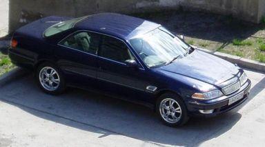 Toyota Mark II, 1998