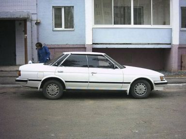 Toyota Mark II, 1986