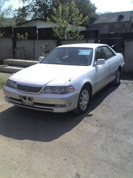 Toyota Mark II 1998 - отзыв владельца