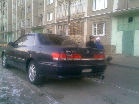 Toyota Mark II 1999 - отзыв владельца