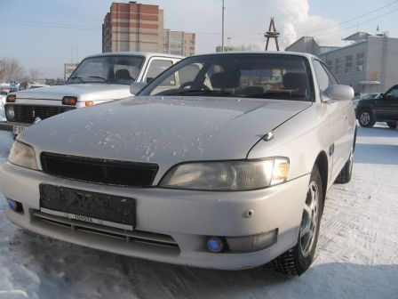 Toyota Mark II 1994 - отзыв владельца