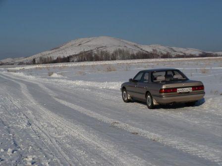 Toyota Mark II 1991 - отзыв владельца