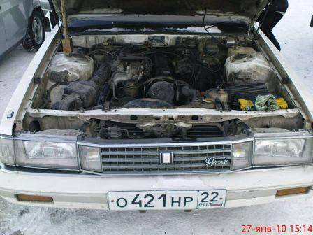 Toyota Mark II 1988 - отзыв владельца