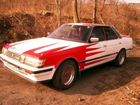 Toyota Mark II 1987 - отзыв владельца