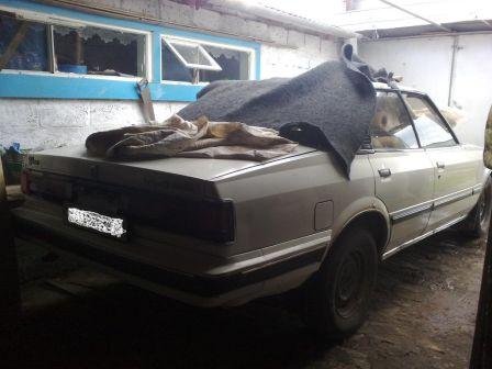 Toyota Mark II 1984 - отзыв владельца