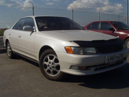 Toyota Mark II 1996 - отзыв владельца
