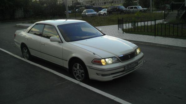 Toyota Mark II 1997 - отзыв владельца