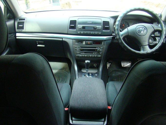 Тойота Марк 2 Блит 2002 года Начну с того что до БЛИТА