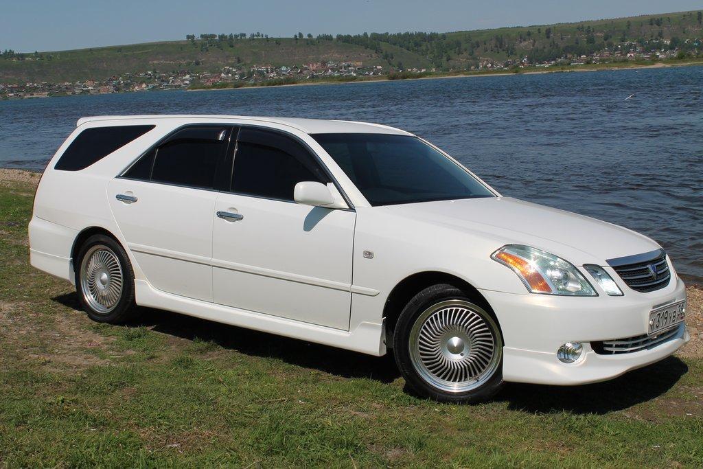 Toyota Марк 2 вагон блит #10