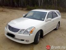 Toyota Mark II Wagon Blit, 2004
