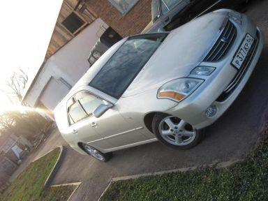 Toyota Mark II Wagon Blit, 2002